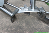Titanium suspension bike frame with G510 or other motor gear box