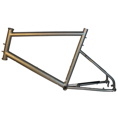 Titanium Road Bike Frame mini velo