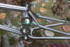 XACD made titanium BMX bike frame